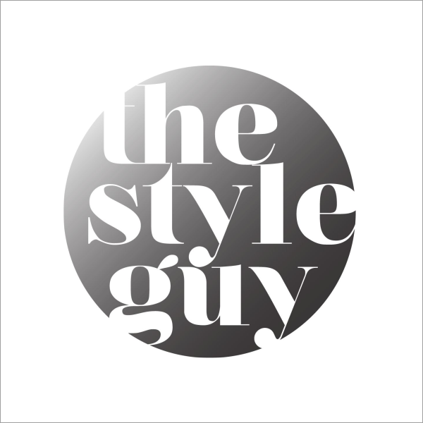 Logo: the style guy - Stil und internationale Etikette